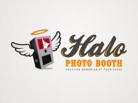 Halo Photo Booth Logo R2